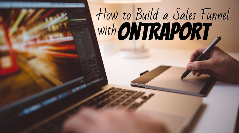 How to Build a Sales Funnel With Ontraport